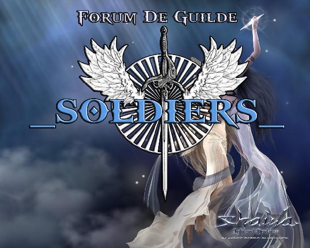the soldiers  Index du Forum