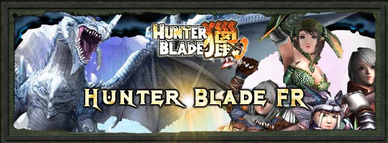 Hunter Blade FR Index du Forum