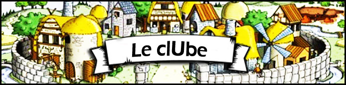 Le clUbe | Alliance sur Travian Index du Forum