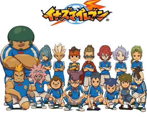 Inazuma Eleven RPG Index du Forum
