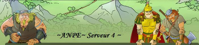 ~ANPE~ Serveur 4 Index du Forum