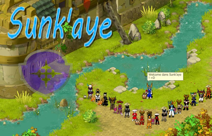 Sunk'aye : l'univers d'une famille Index du Forum