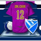 Camiseta Málaga CF para avatar 1-1c8934e