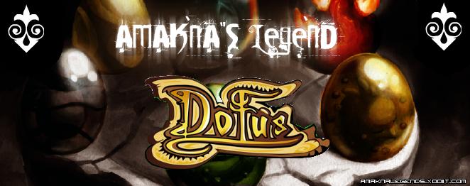 Amakna's Legends Index du Forum