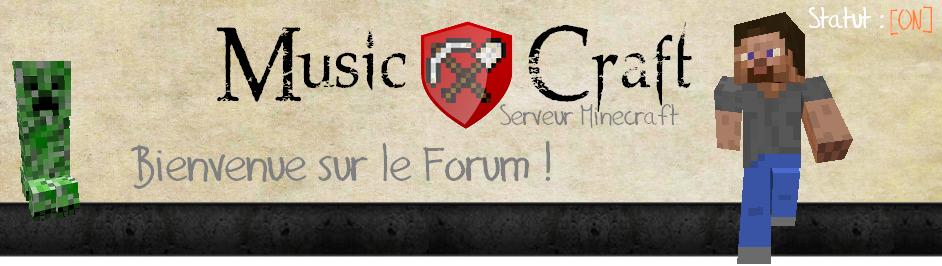 music' craft Index du Forum