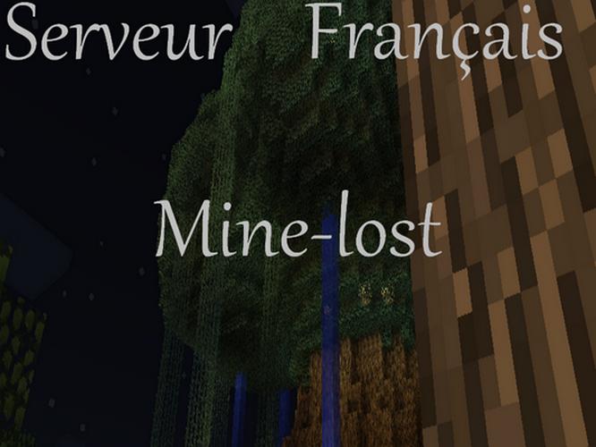MineLost Index du Forum