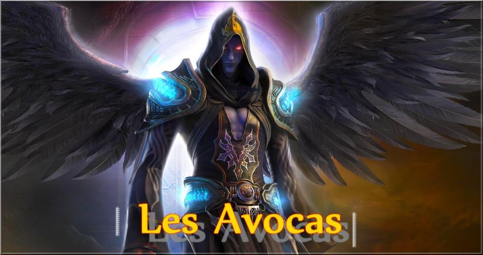 LES AVOCAS Forum Index