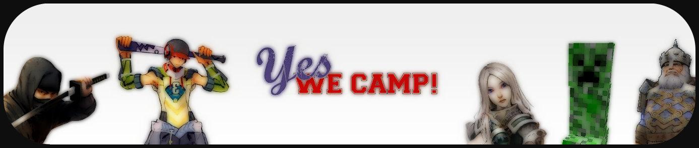 Yes We Camp Index du Forum