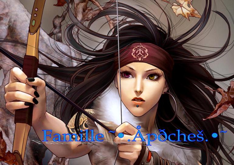 Famille Apaches Index du Forum