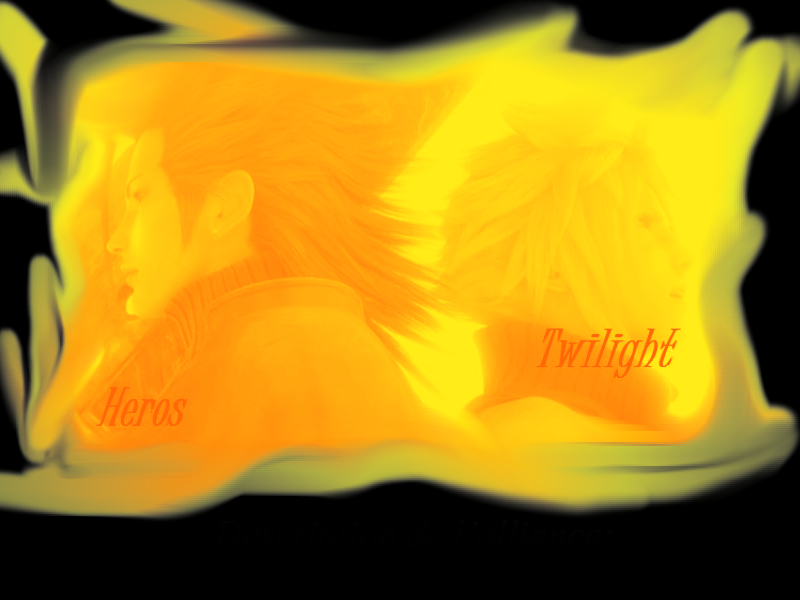 The Legend Of Twilight Heros Index du Forum