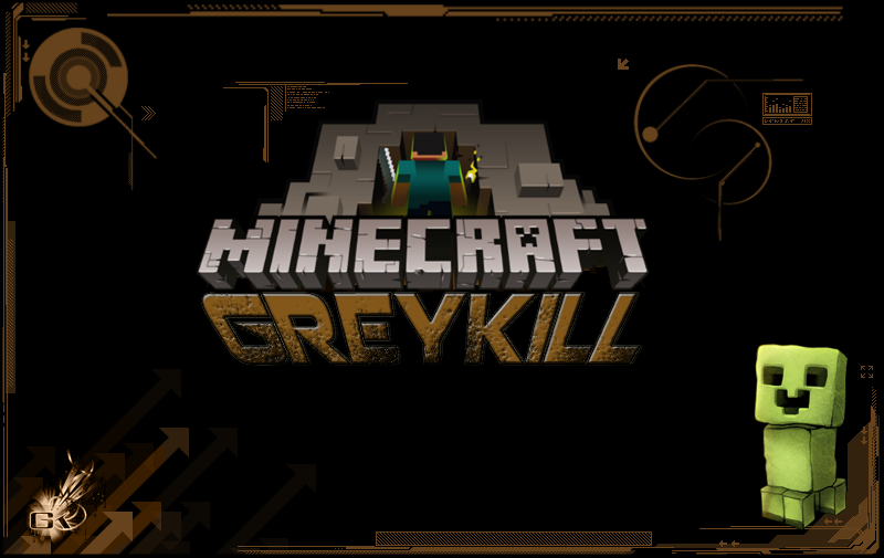 minecraft-team-greykill Index du Forum