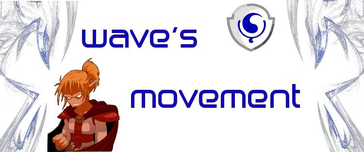 Wave's Movement Index du Forum