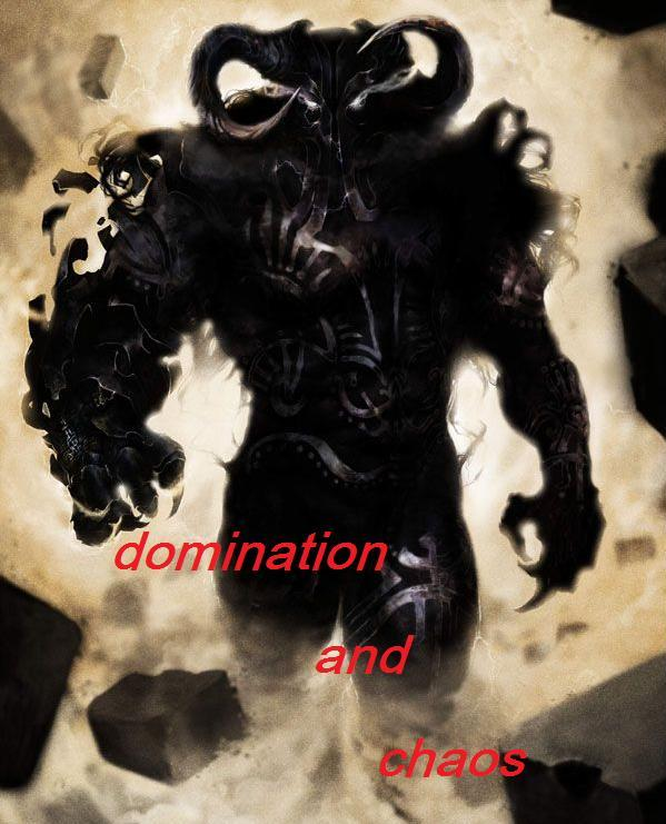 Domination And Chaos Index du Forum