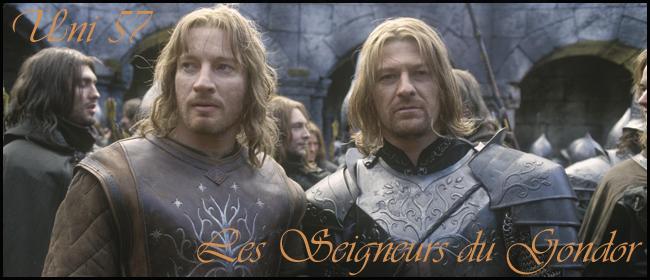 Les Seigneurs Du Gondor Index du Forum