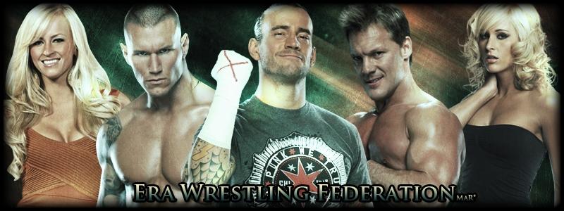 Era Wrestling Federation Index du Forum