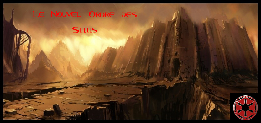 le nouvel ordre des siths Index du Forum