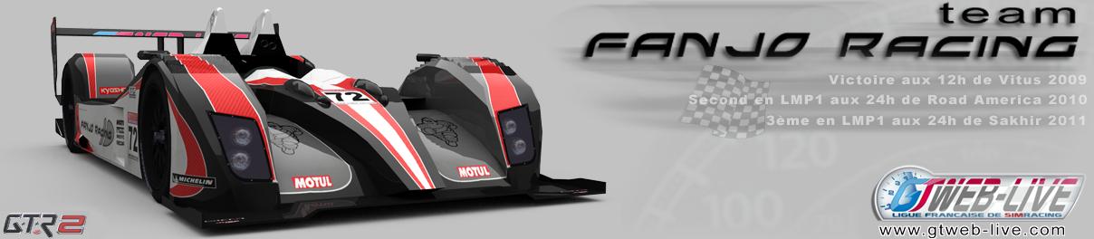 Team Fanjo Racing Forum Index