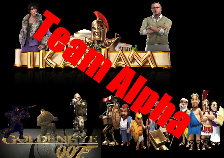 Team Alpha Ikariam/Goldeneye Index du Forum