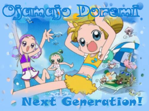ojamajo doremi next generation Index du Forum