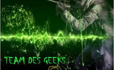 Team Des Geeks ogame univers leo Index du Forum