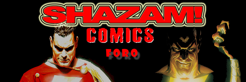 SHAZAM COMICS