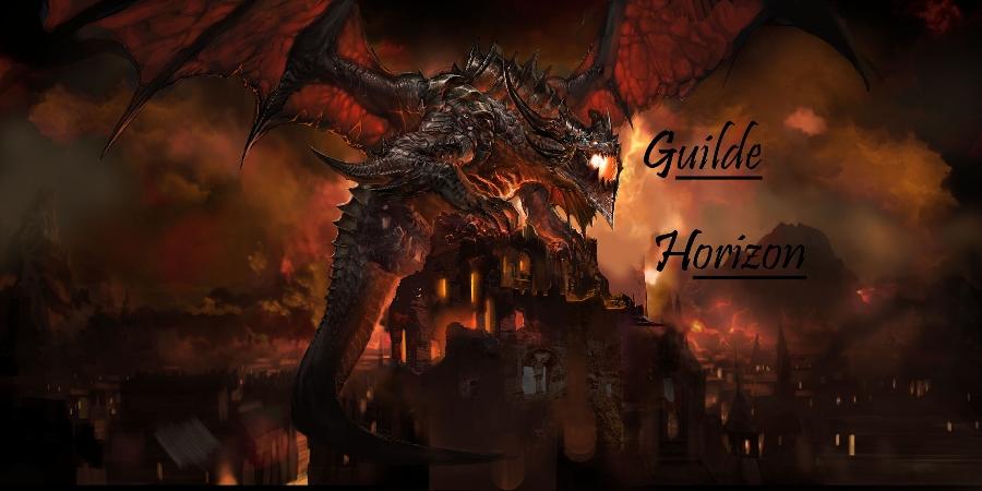 Guilde HORIZON Index du Forum
