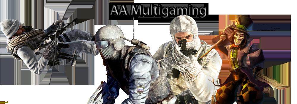 America's Army Multigaming Index du Forum