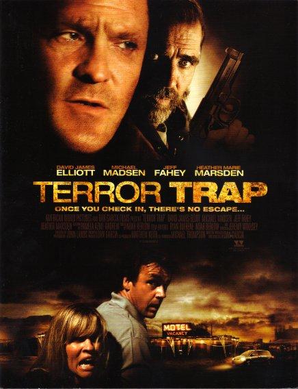 Poster de Terror Trap