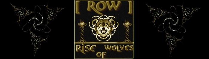 Rise Of Wolves Index du Forum