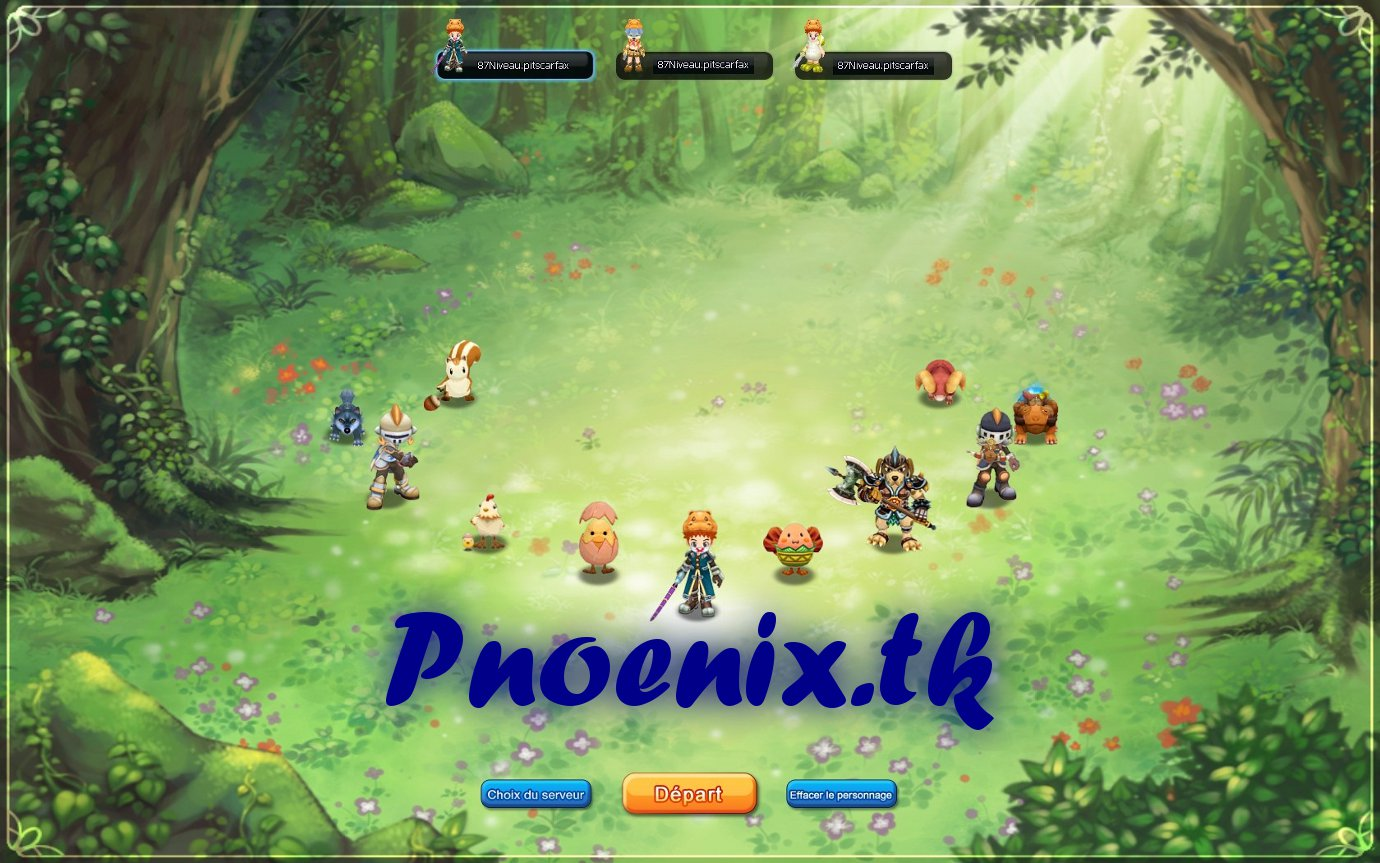 pnoenix.tk Index du Forum