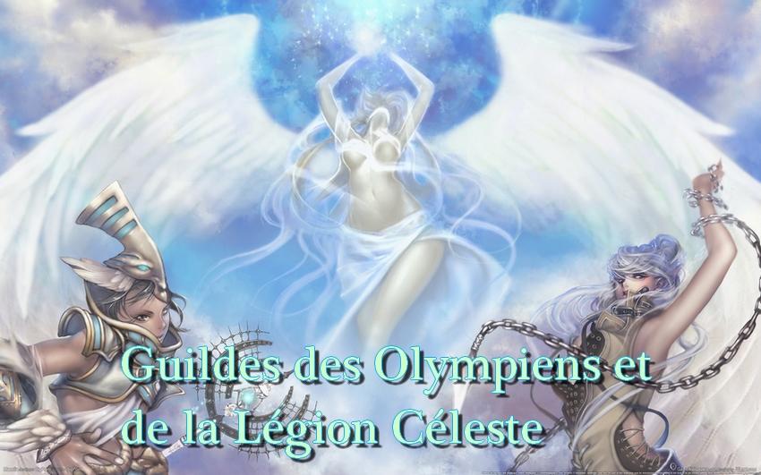 Guilde les Olympiens (fr) Index du Forum