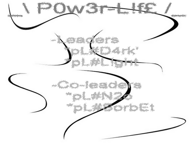 >#P0w3rL!f£# Index du Forum