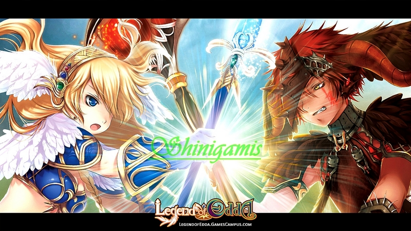 Shinigamis Of Edda Index du Forum