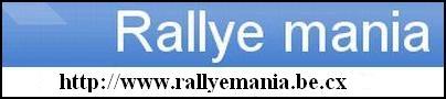 Rallye mania - le forum Index du Forum