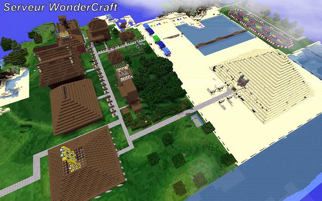 WonderCraft Index du Forum